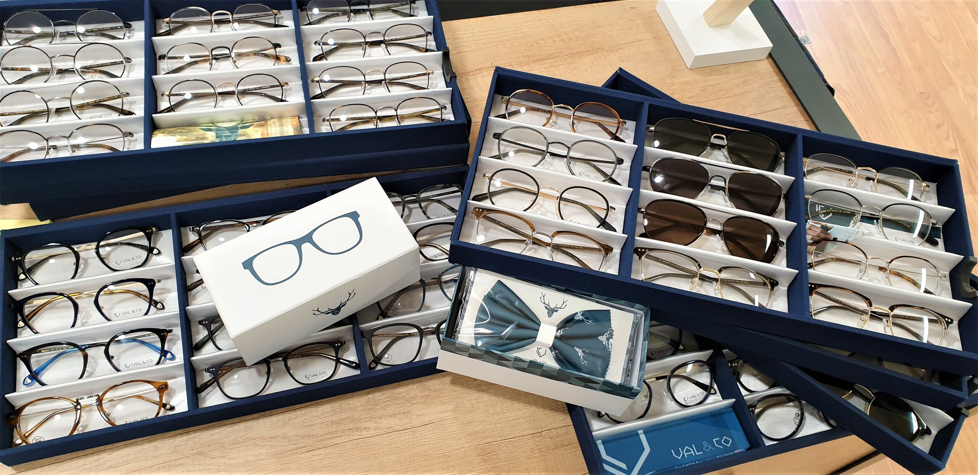 Montures Val&Co Optique Occitane Opticien Saint Chinian