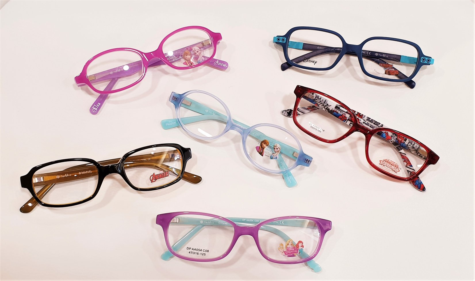 Montures enfant opticien saint chinian