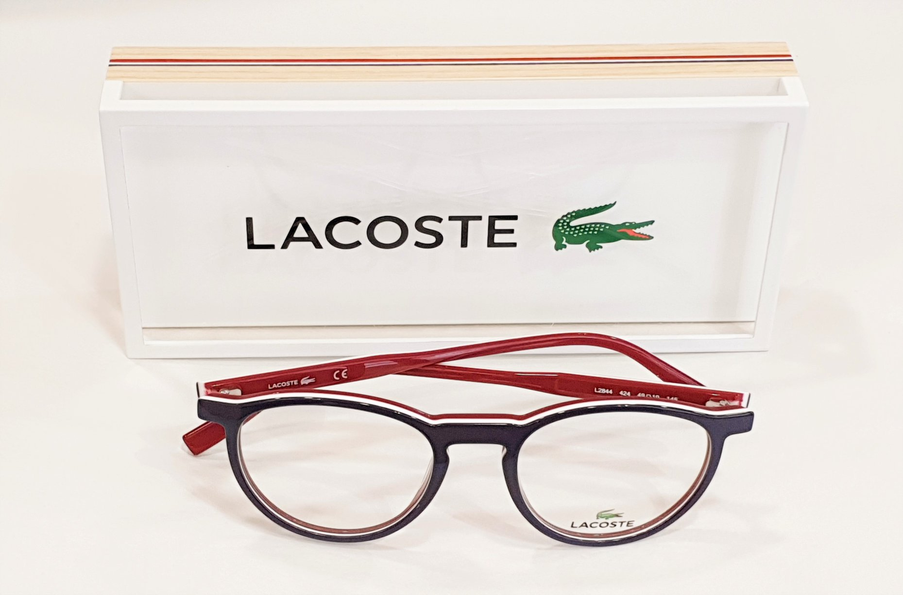 opticien saint chinian monture lacoste