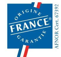 logo label origine france garantie l'optique occitane