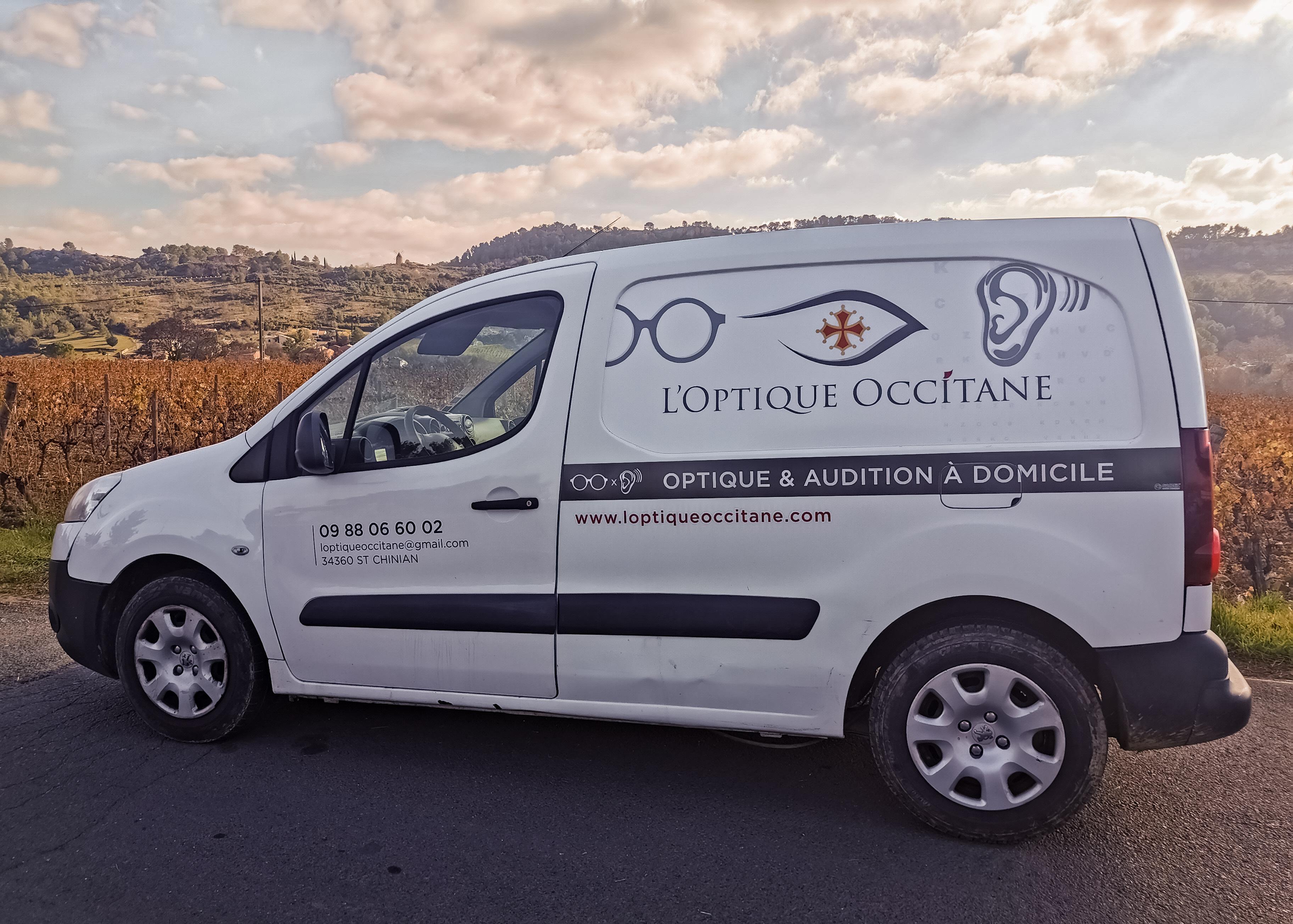 L'optique occitane opticien à domicile hérault