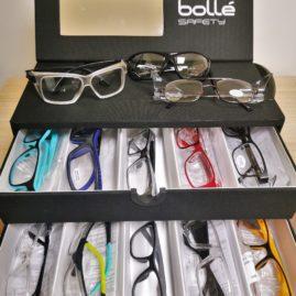 lunettes de sécurité Bollé Safety